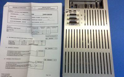 BROOKS AUTOMATION 001-4130-03 WAFER ALIGNER CONTROLLER